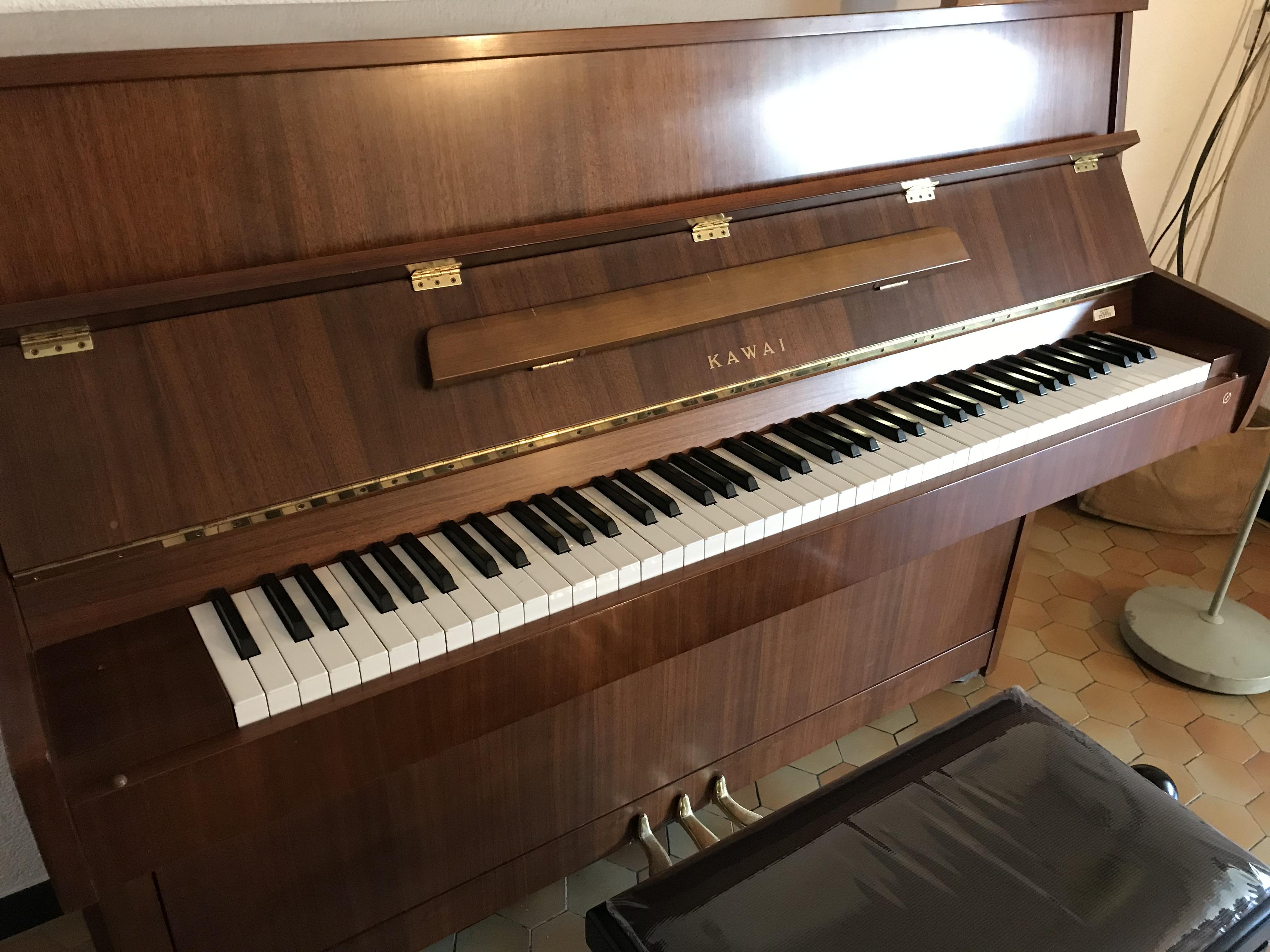 nouveau piano 2021
